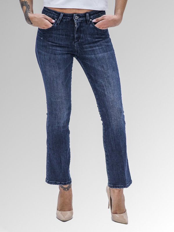 Grace Bootcut Women Denim