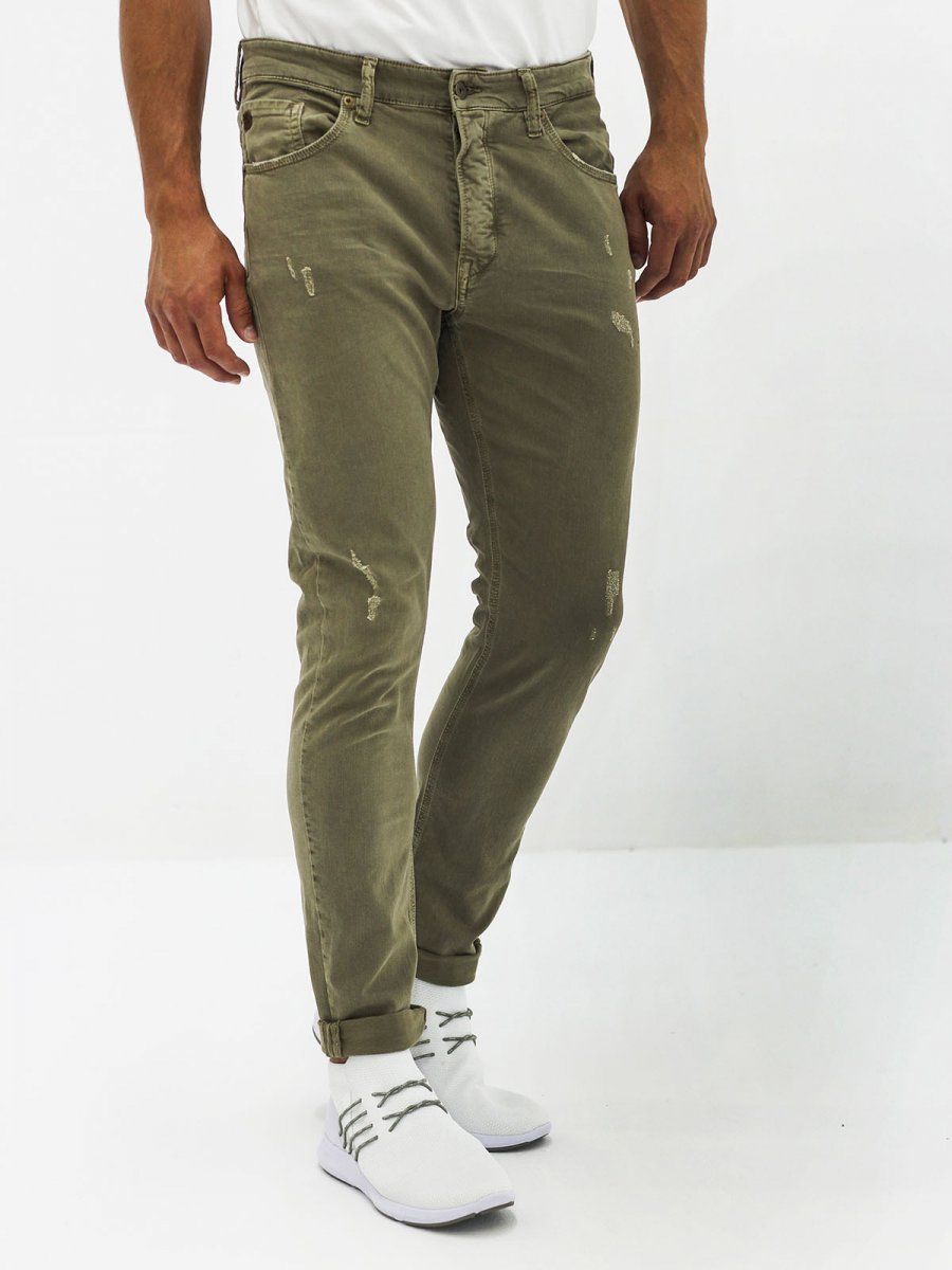Sapphire Tappered Slim Fit