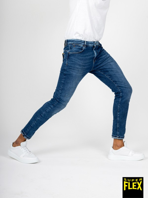 Skinny-Flexy Man Pant