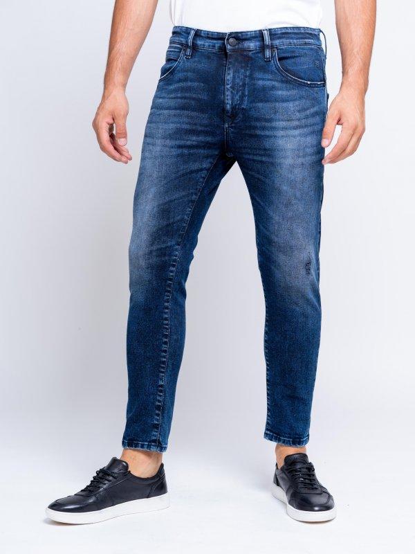 Flexy Cropped Man Pant