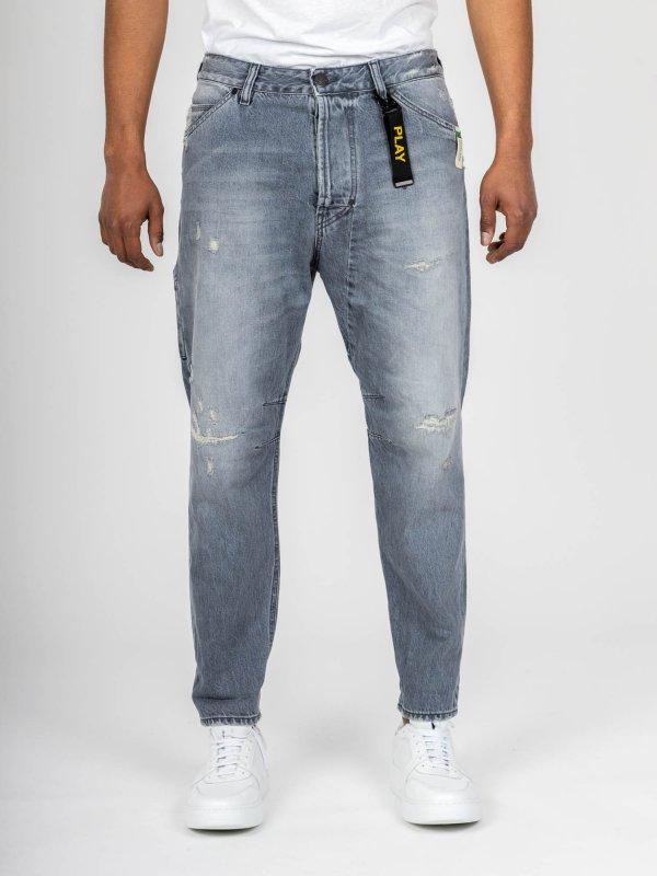 Loose Cropped-Fede  Man Pant