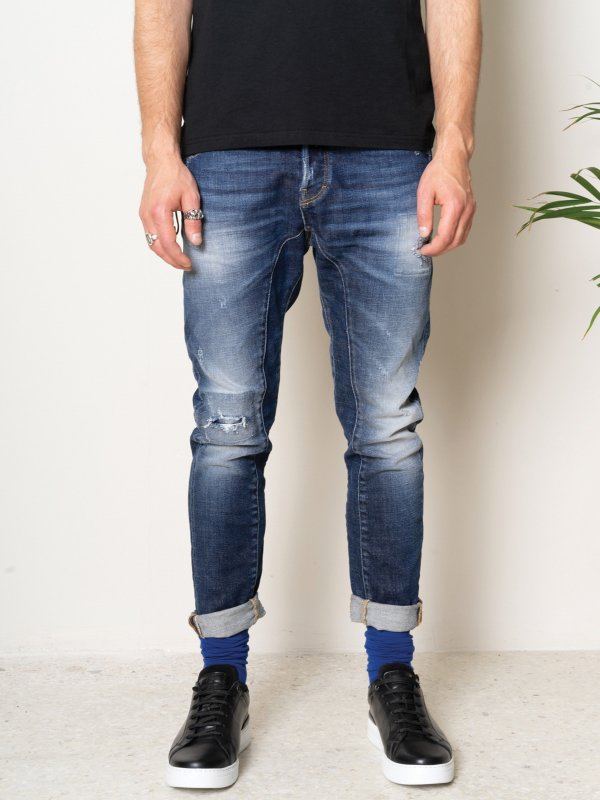 Brannon Tappered fit Staff Gallery Denim
