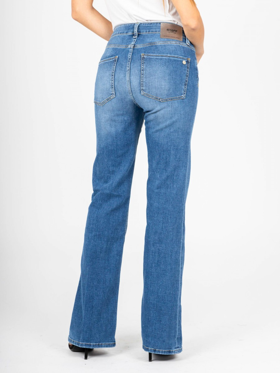 Flare-Beatrice Woman Pant