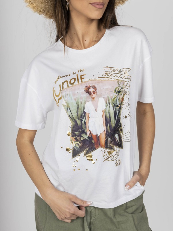 Cindy Woman T-Shirt