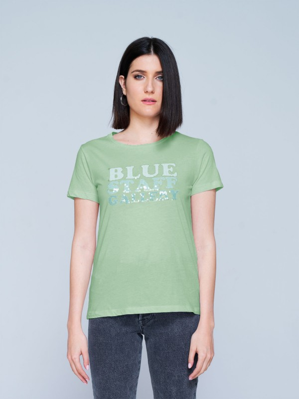 Brooklyn Woman T-Shirt