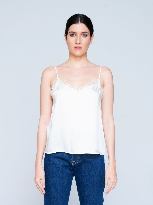 Elizabeth  Woman Top