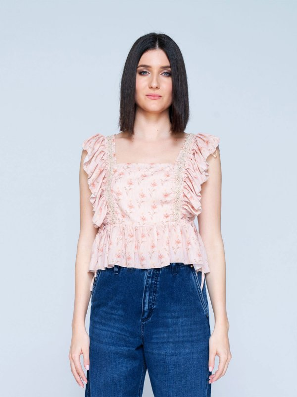 Samantha Woman Top
