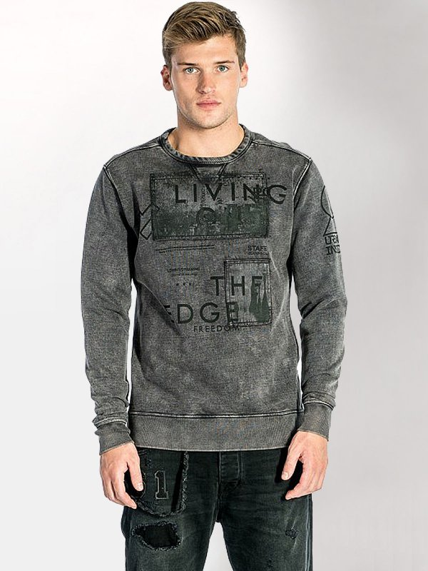 Frank Sweater Futer Men