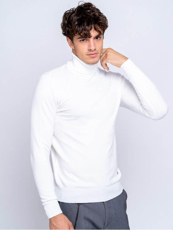 Zak Man Knit Turtleneck